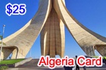 Algeria Phone Card