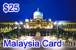Malaysia Phone Card