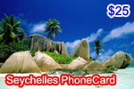Seychelles Phone Card, international phone cards