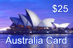 Australia Phone Card, international phone cards