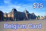 Belgium Phone Card, international phone cards