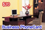 Business Phone Card, international phone cards