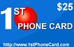 First Phone Card, international phone cards