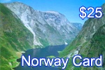 Norway Phone Card